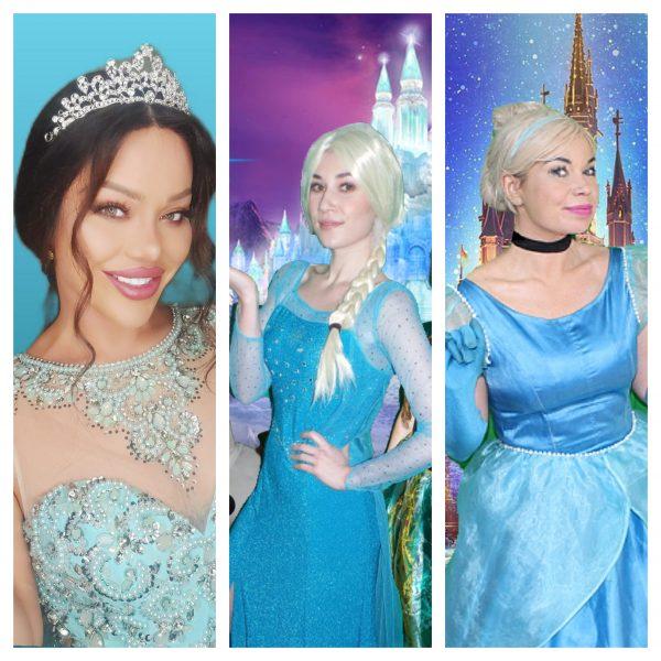 Jozie's Princesses
