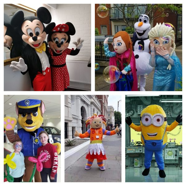 Jozie's Mascots