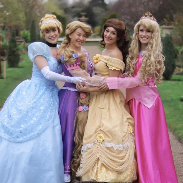 Dream Big Princess Parties