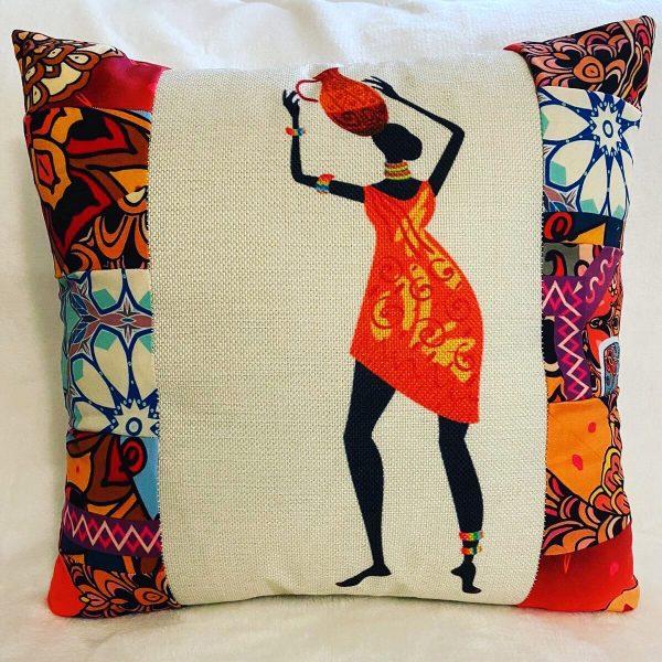 African inspired mandala print.jpg orange