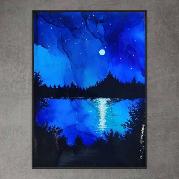 Auroras Reflections