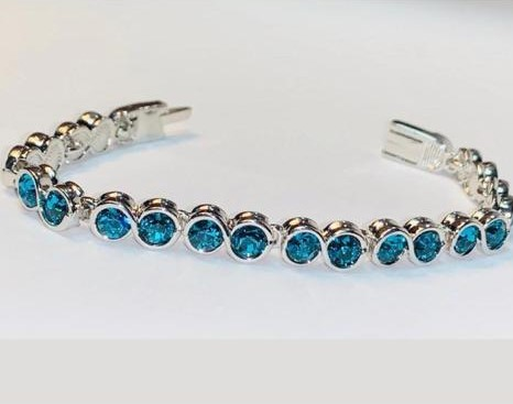 Blue Braclet women