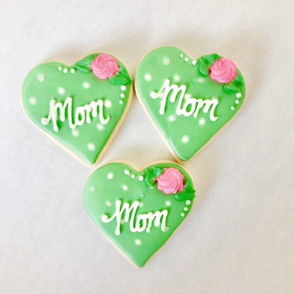 Mothers Day Cookies 1