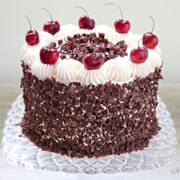 Black Forest Cake from Scratch featured image 720x720 1