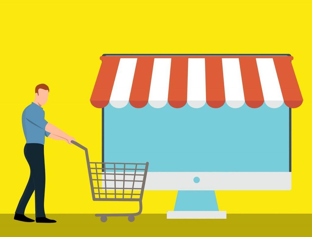 online store, online shop, store