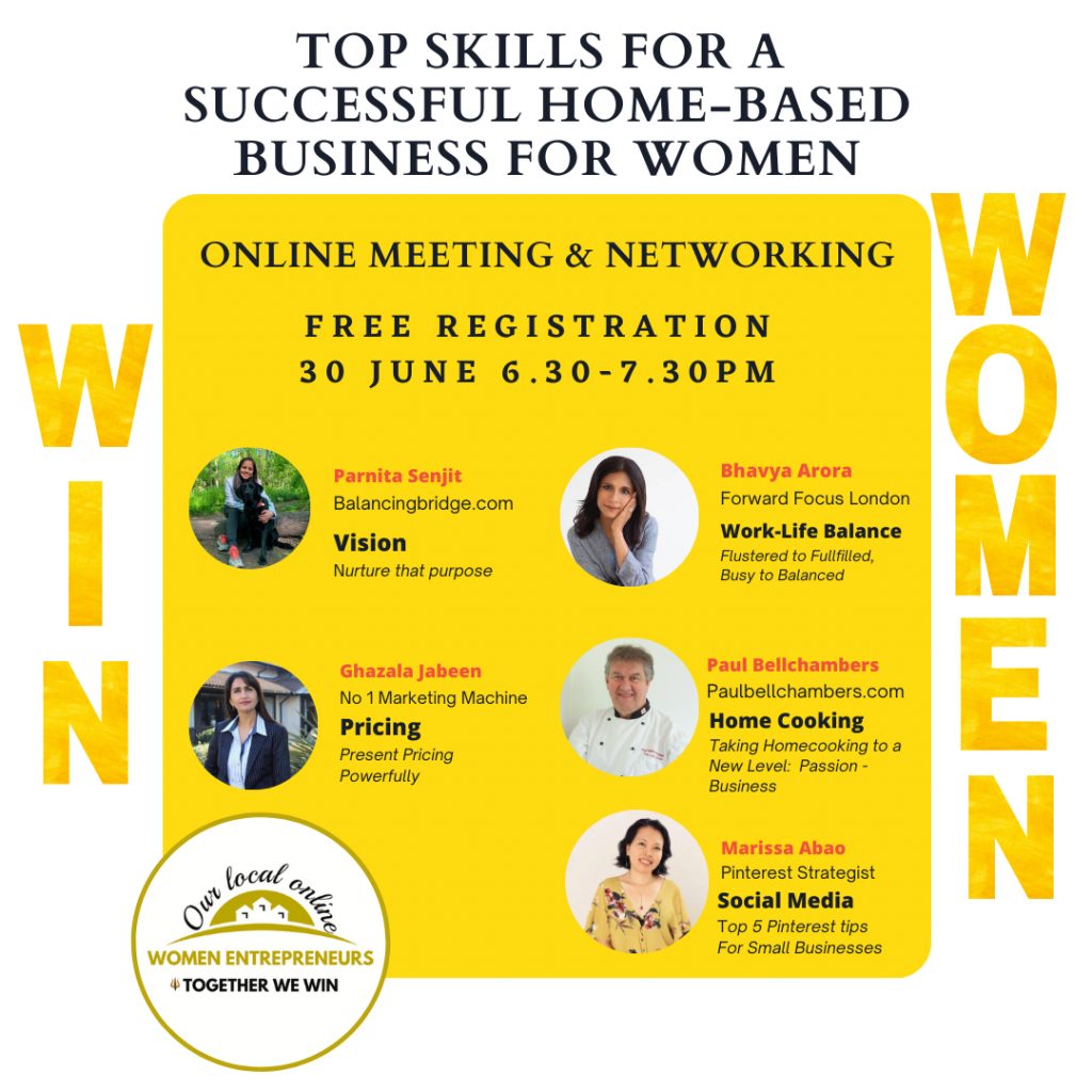 TOP SKILLS FOR A SUCCESSFUL HOME BASED BUSINESS FOR WOMEN ONLINE MEETING NETWORKING 1