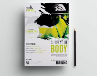 Fitness-Club-Professional-Flyer-Design-Template-1